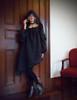 Model Show (Black Version) Cutsew: TP00163, Gown DR00212