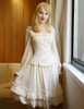 Model Show (Light Ivory Version) Bloomers UN00024N