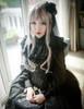 Model Show (Black Version) Dress DR00236, Headdress P00570, Tote Not for sale