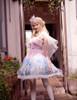 Model Show (Pink + Light Beige Ver.) (headdress: P00635, petticoat: UN00026)