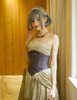 Model Show (Antique Golden Ver.) (headdress: P00636, corset: Y00027)