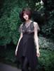 Model Show  (Black + Grey Tulle Version) Hat P00574