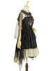 Side View (Black + Antique Golden Ver.) (petticoat: UN00026)