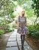 Model Show (Light Grey Version) Skirt SP00192