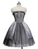 Front View (petticoat: UN00026, birdcage petticoat: UN00019)