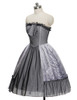 Side View (petticoat: UN00026, birdcage petticoat: UN00019)