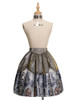 Front View (Light Grey + Golden Silver Illusion Tulle Ver.) (petticoat: UN00026)
