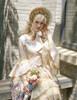 Model Show (Champagne + Ivory Lace Ver.) (dress: DR00170N, skirt: SP00194, petticoat: UN00026)