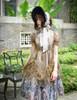 Model Show (Light Grey + Black Lace Ver.) Dress DR00232