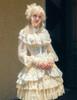 Model Show (White Ver.) (blouse: TP00165, corset: Y00025N, skirt: SP00194, petticoat: UN00026)