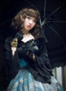 Model Show (Black Ver.) (headdress: P00570, gloves: P00581, skirt set: SP00195+SP00162)
