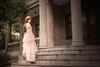 Model Show (Champagne + Light Ivory Ver.) (headdress: P00640, blouse: TP00158)