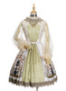 Front View (White + Gold + Light Ivory Ver.) (petticoat: UN00019)