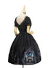 Front View (Black Ver.) (petticoat: UN00019)