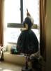 Side View under natural sunlight (Black Ver.) (petticoat: UN00019)