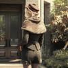 Model Show (hat: P00598, jacket: CT00292, shorts: SP00191)