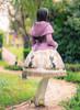 Model Show (Lilac Ver.) (headdress: P00636, coat: CT00303, dress: DR00243, petticoat: UN00026)