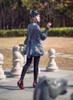 Model Show (Bunny Ears Ver.) (blouse: TP00172, shorts: SP00196, shoes: D00012)