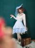 Model Show (Sky Blue Ver.) (hat: P00645, blouse: TP00173, petticoat: UN00026)