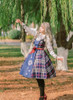 Model Show (dress: DR00246, petticoat: UN00019, shoes: D00019)