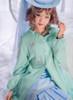 Model Show (hat: P00645, blouse underneath: TP00173, skirt: SP00197)