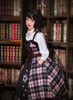 Model Show (Pink & Black Plaid Ver.) (blouse: TP00167, petticoat: UN00019)