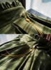 Detail View under natural sunlight through curtain