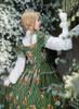 Model Show (headdress: P00646, dress: DR00247, petticoat: UN00029, UN00019, gloves: P00572) other items NOT for sale