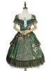 Front View (Green Ver.) (petticoat underneath: UN00019, UN00029)