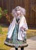 Model Show (Dark Green Ver.) (cape: CT00311, petticoat: UN00028)