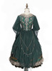 Back View (Dark Green Ver.) (petticoat: UN00019, UN00026)
