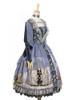 Front Side View (Silver + Grey Ver.) (petticoat: UN00028)