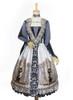 Front View w/o skirt piece (Silver + Grey Ver.) (petticoat: UN00028)