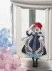 Model Show (headdress: P00651, dress: DR00249, petticoat: UN00029, gloves: P00581)