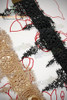 Gothic Elegant Classic Lolita Lace Embroidery & Rose Choker*3color