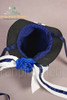 Last Chance: Gothic Prince/Ouji/Dandy Ball Mini Hat*Instant Shipping