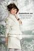Model Show (White Ver.) jacket: CT00177;skirt: SP00124 gloves: P00409;leggings: P00187