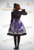 LAST CHANCE: A Midsummer Night's Dream: Classic Lolita High Waist Double-Layer Skirt*2colors Instant Shipping