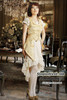 Model Show (Golden Brocade Ver.) (dress: DR00118, leggings: P00187)