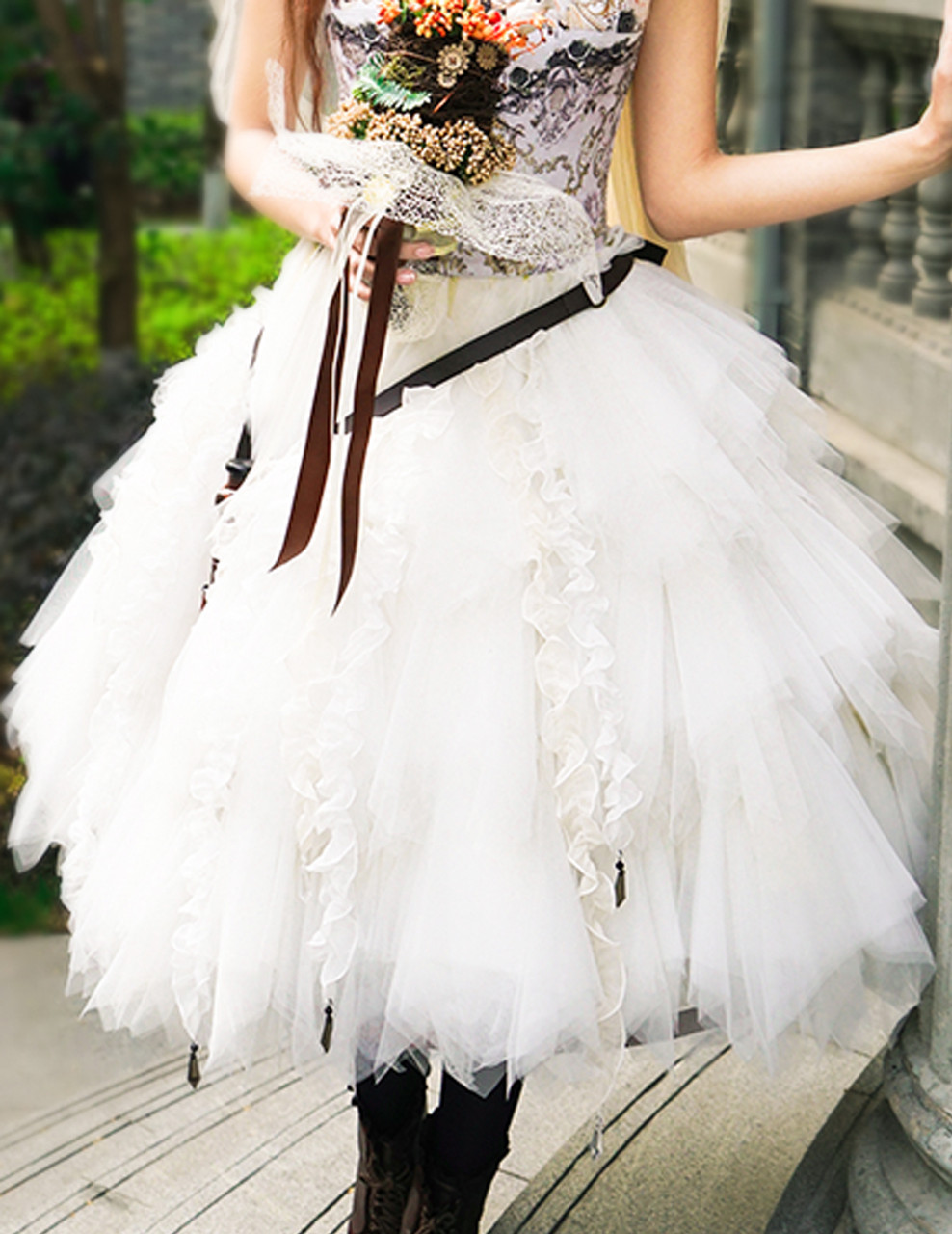 steampunk wedding dress - Wedding Decor Ideas