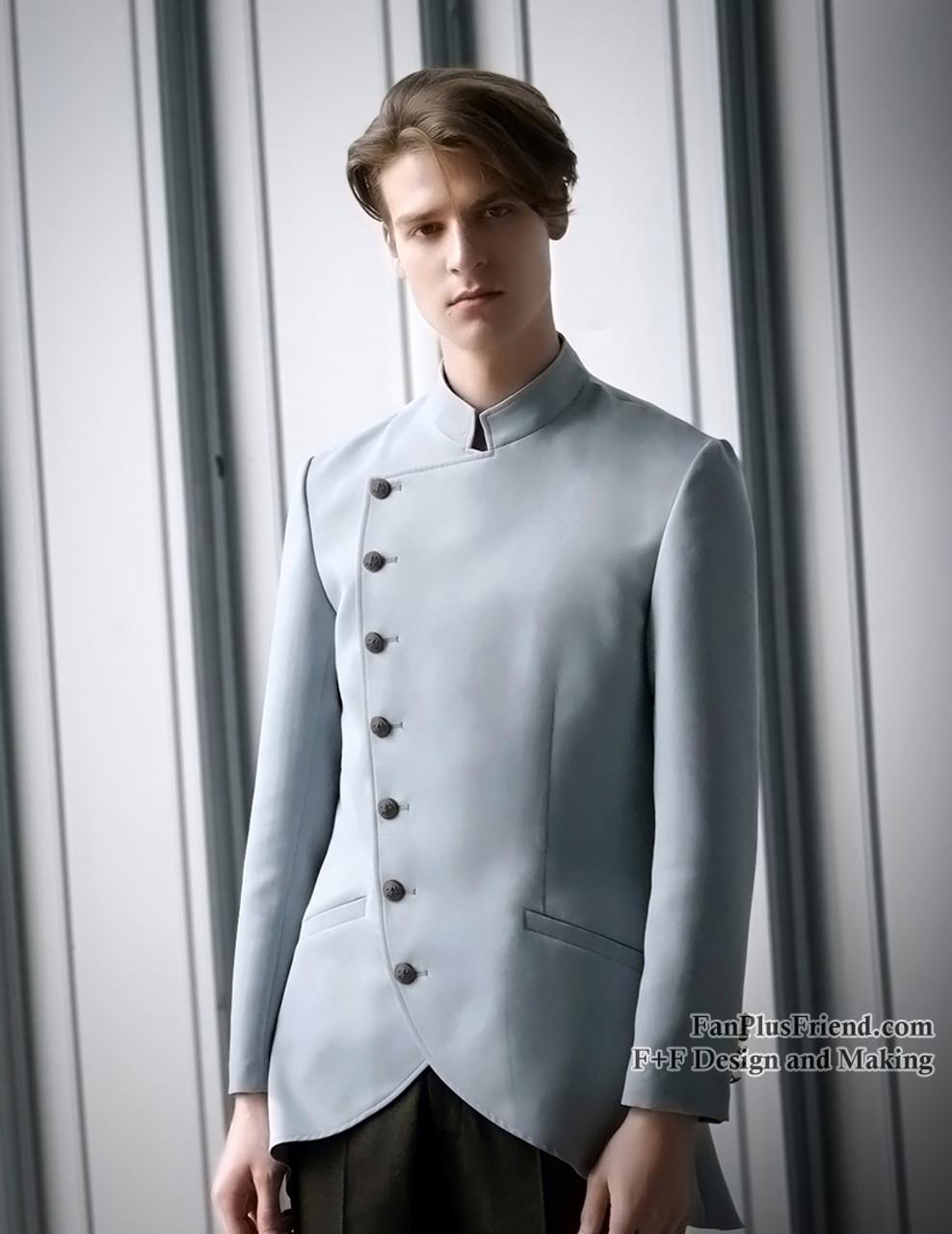 50s\' Vintage Suit Pants Men\'s Formal Dress Pants Grey Brown Retro ...