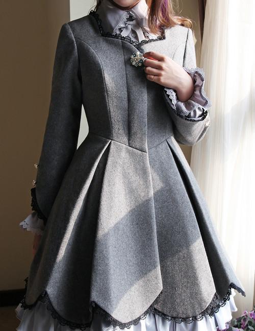 Model Show (Grey Ver.) (blouse underneath: TP00134, skirt underneath: SP00154)