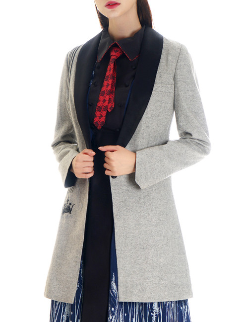 Strings Cantabile, Classical Vintage Casual Oversize Silhouette Smoking Coat Tuxedo*Instant Shipping
