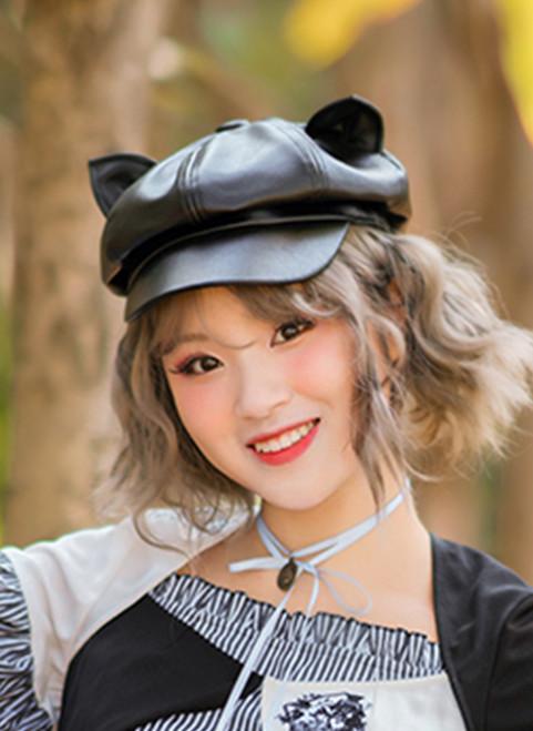 Model Show (Kitten Ears Ver.) (blouse: TP00175, neck ribbon from TP00172)