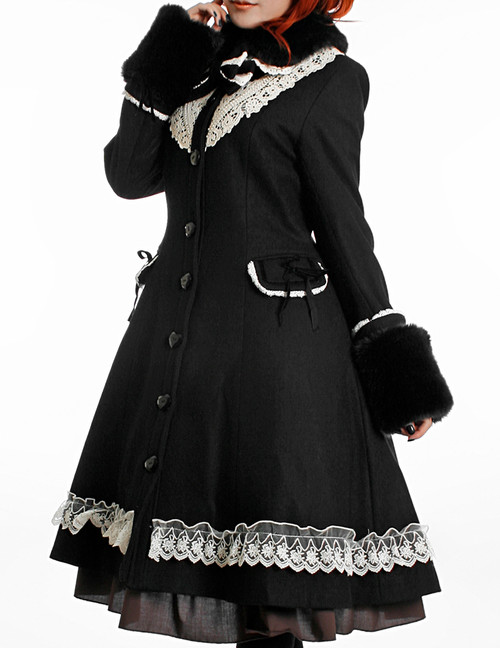 Model Show (Black Ver.) (dress underneath: DR00137)