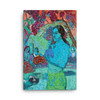 "Paul Gauguin ""Blue Passion"" Neoclassical Pop Art on Canvas"