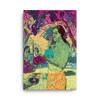 """Paul Gauguin """"Pink Passion"""" Neoclassical Pop Art on Canvas"""