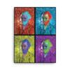 Vincent Van Gogh Neoclassical Pop Art Portrait Canvas
