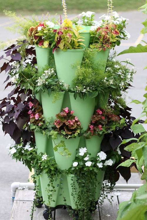 4 Tier GreenStalk Vertical Planter