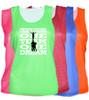 "Cheerleading Pinnie ""One Team One Dream"" Logo"